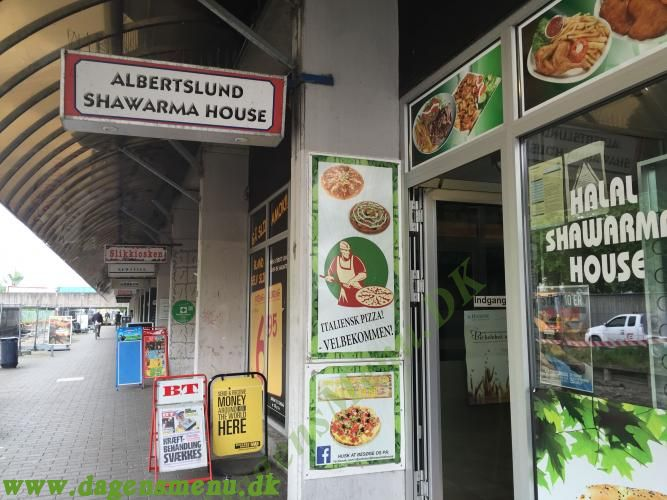 Halal Shawarma House