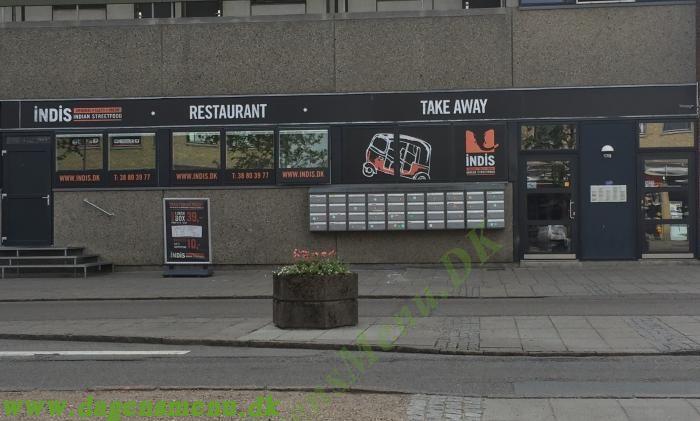 INDIS Restaurant & Takeaway