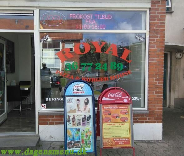 Royal Pizza House