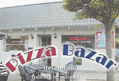 Pizza Bazar
