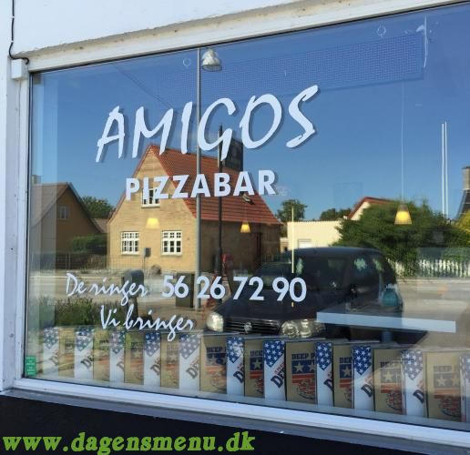 Amigos Pizzaria