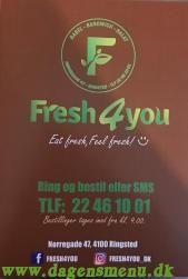 Fresh4you