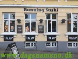 Nyu Sakura Running Sushi