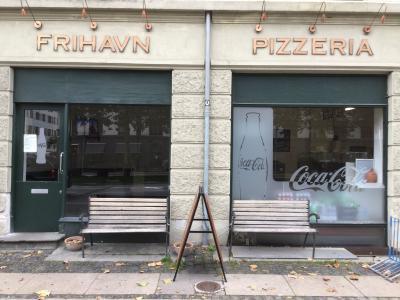 Frihavns Pizza Østerbro