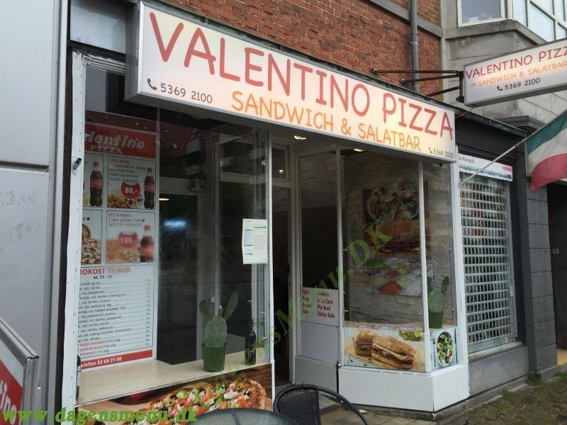 Valantinos Pizza