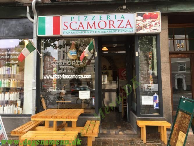 Pizzeria Scamorza