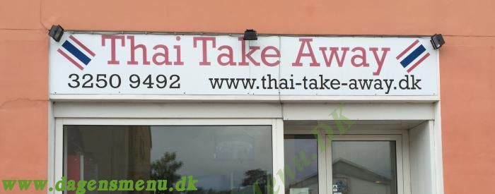 Thai take Away