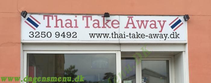 Thai take Away