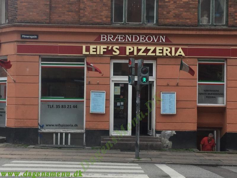 Leif's Pizzeria