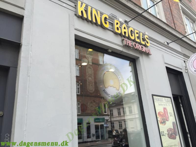King Bagels - The Original