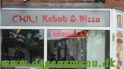Chili Kebab & Pizza