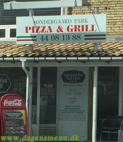 Søndergård Park Pizza & Grill