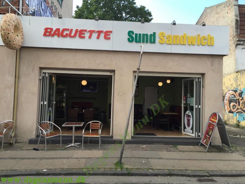 Sund Sandwich