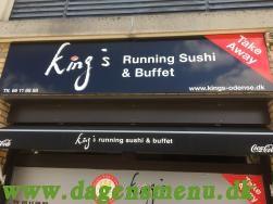Kings Running Sushi & Buffet Odense
