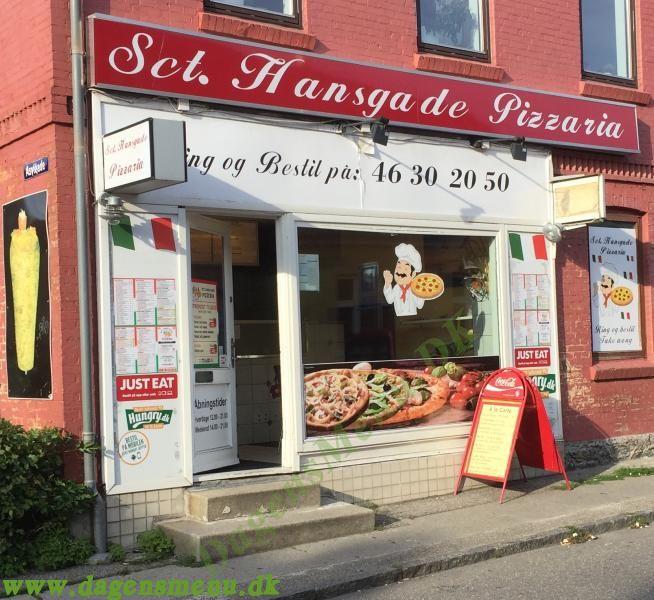 Sct Hans Gade Pizzaria
