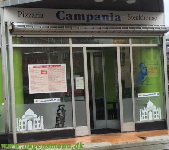 Campania Pizza