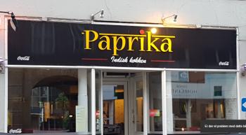 Paprika Indisk Restaurant Odense C