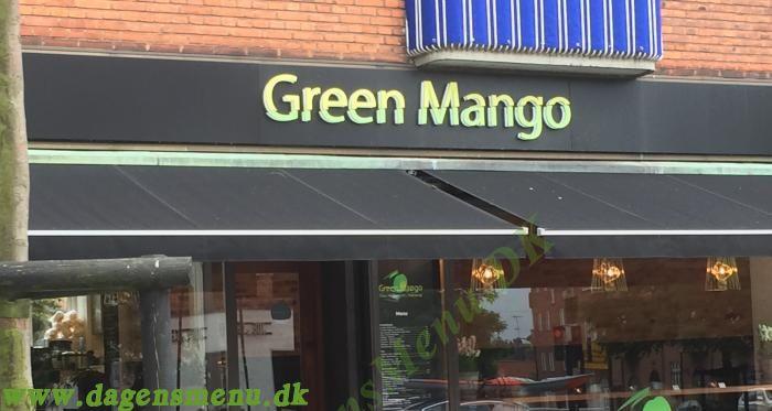 Green Mango Thai Restaurant & Take Away