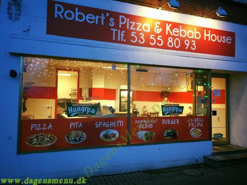 ROBERT'S PIZZA HORSENS