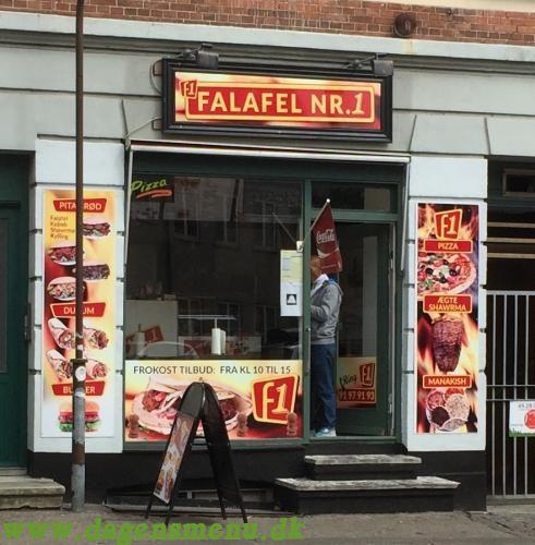 Falafel nr 1.
