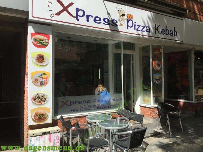 Xpress Pizza Kebab