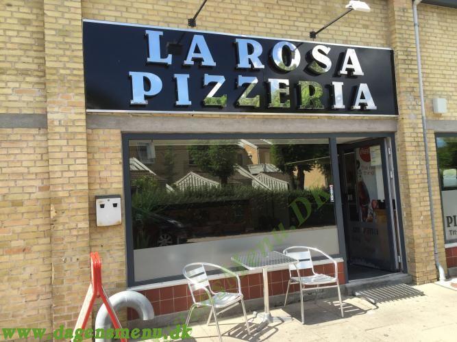 La Rosa Pizzaria & Grill