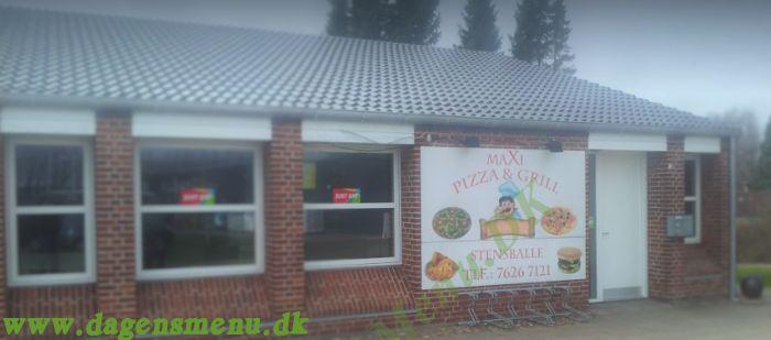 Maxi Pizza & Grill