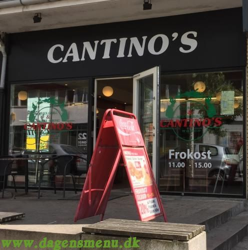 Cantinos Pizza Nærum