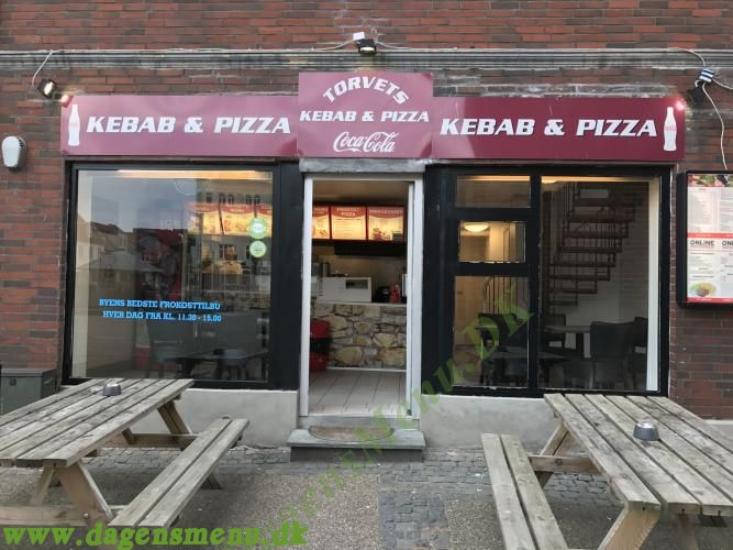 Torvets Pizza and Kebab