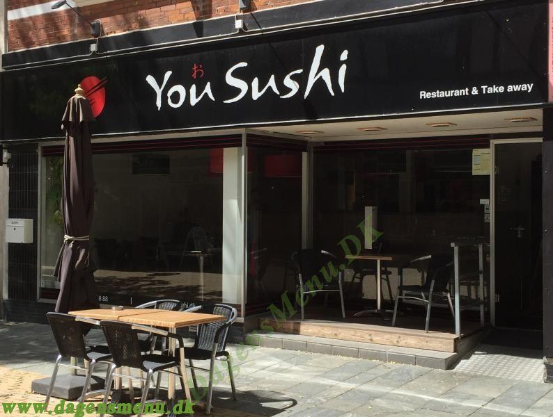 you sushi birkerød