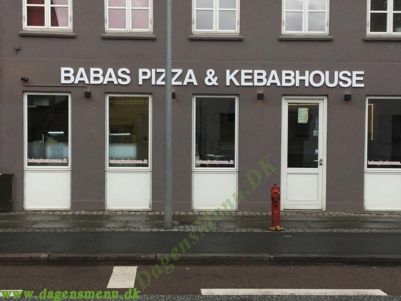 babas pizza horsens