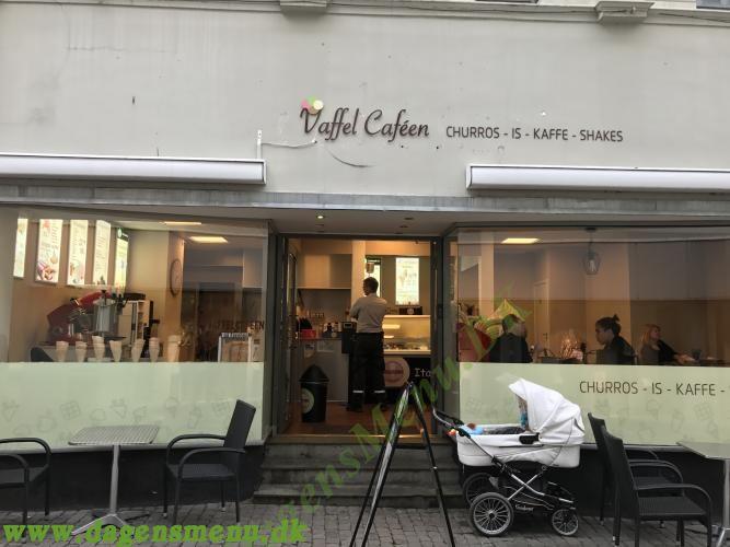 Vaffel Caféen