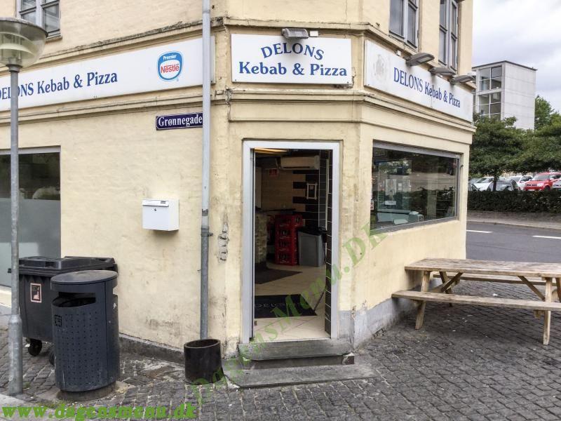 Delons Pizza