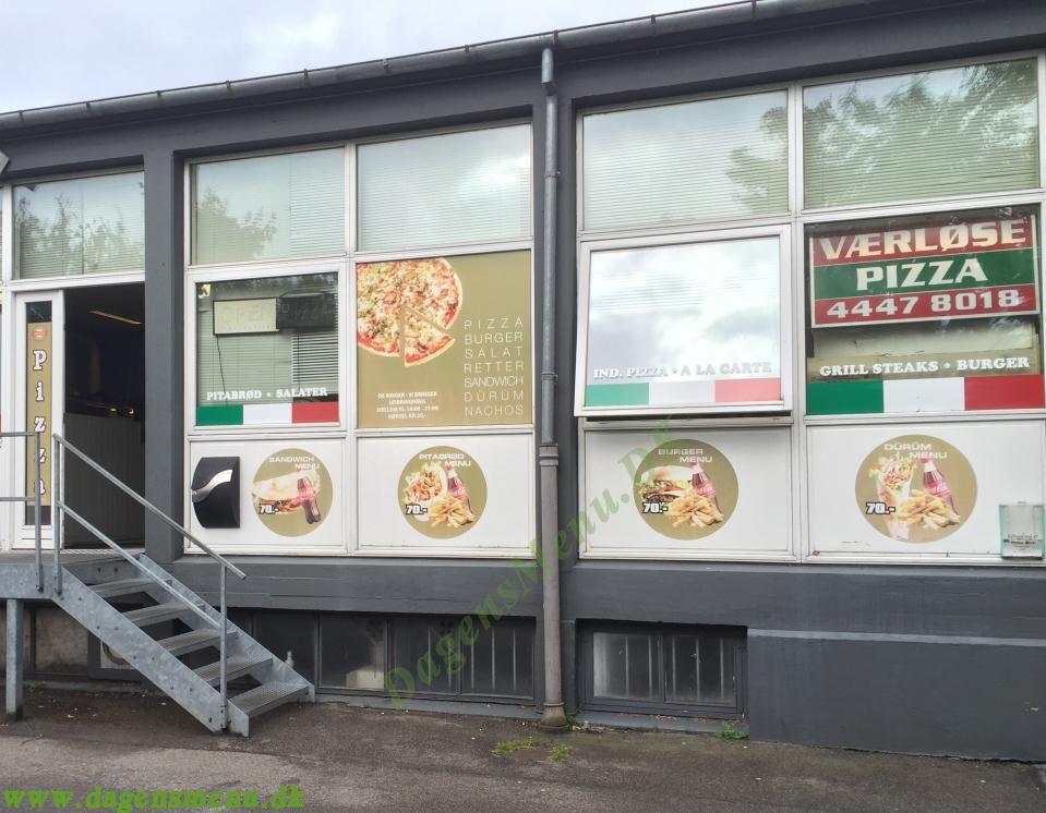 pizza værløse