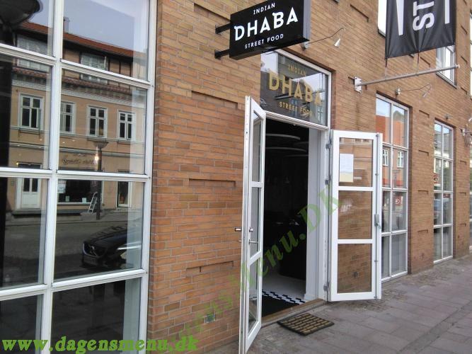 Dhaba Indisk Restaurant