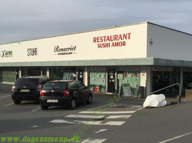 Sushi Amor Hørsholm