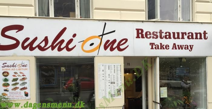 Sushi One Restaurant & Takeaway