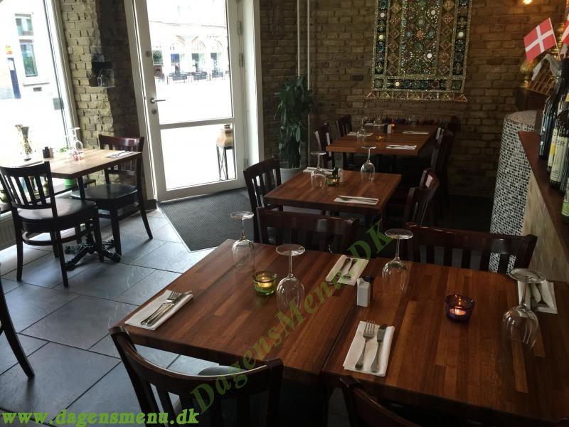 Den Persiske Restaurant