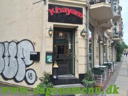 Den Persiske Restaurant khayam