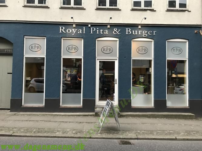Royal Pita & Burger