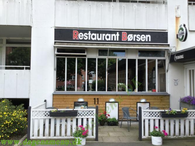 Restaurant Børsen