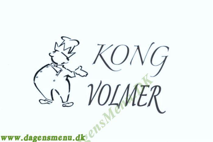Kong Volmer