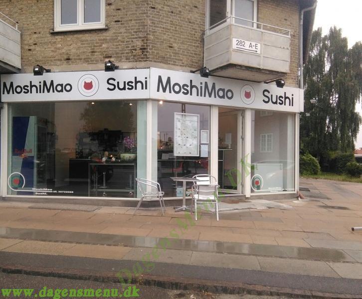 Moshi Mao Sushi Takeaway