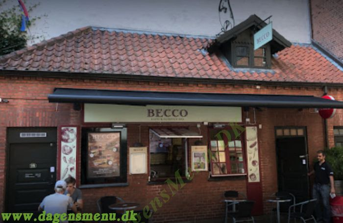 Becco Sandwich Bar
