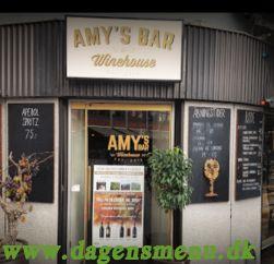 Amy's Bar & Winehouse