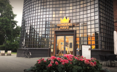 Cafe & Restaurant Kongens Have