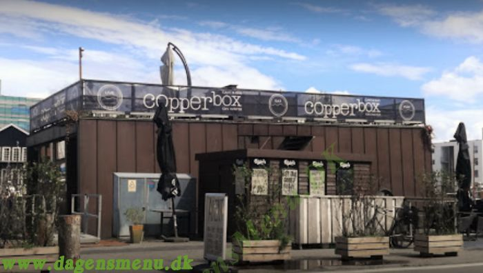 Copper Box Café & Bar