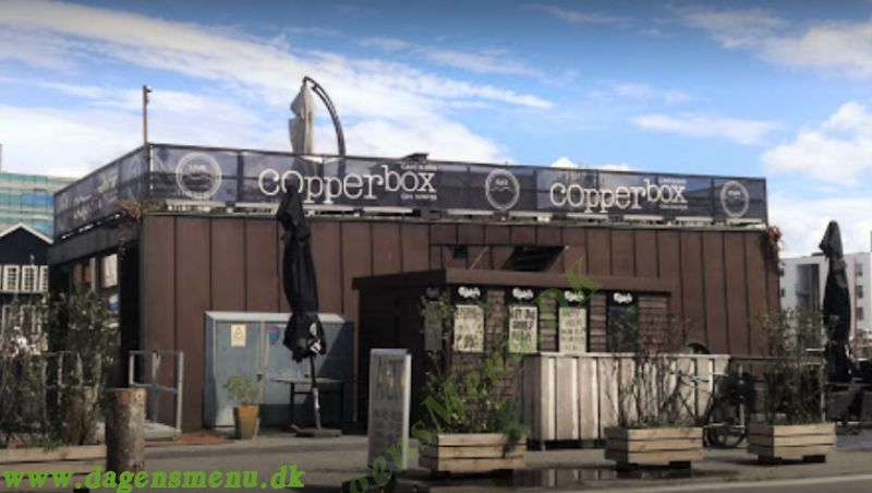 Copper Box Café & Bar