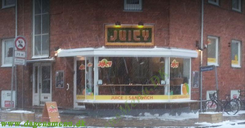 Juicy - Sandwich og Juicebar Odense
