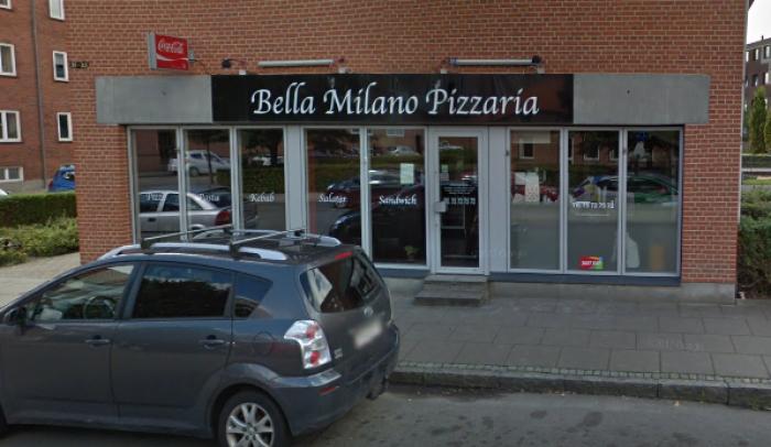 Bella Milano Pizzaria